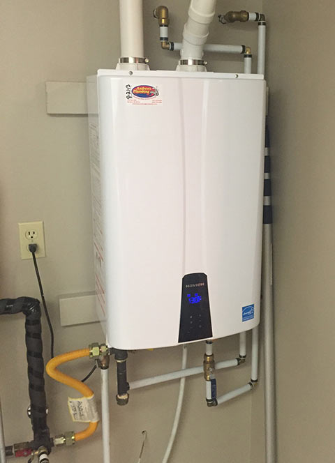 Water Heater Installation And Maintenance Andrews